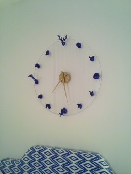 Animal Clock by Just Something I Whipped Up
