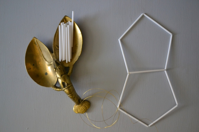 Himmeli Candleholder from JustSomethingIWhippedUp.com